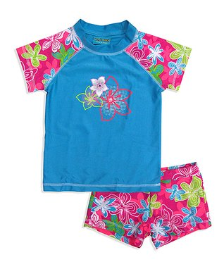 Dots, Stripes & Florals: Swimwear