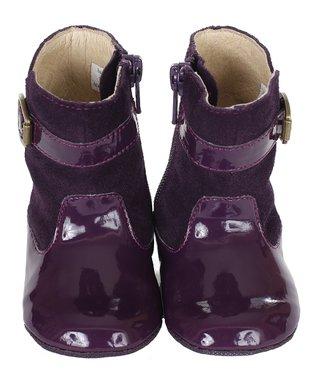 Purple Taylor Boot