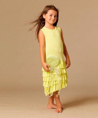 Citrus Mia Dress - Toddler & Girls