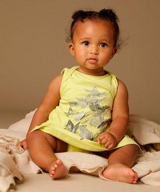Citrus Little Lady Butterfly Dress - Infant