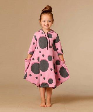 Party Pink Abigail Dress - Toddler & Girls