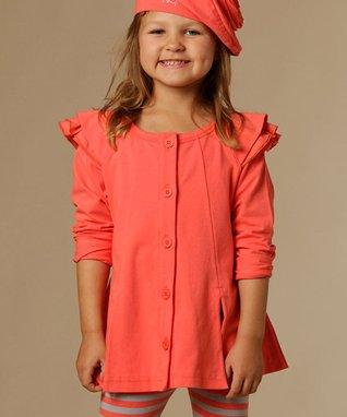 Party Pink Olga Top & Skirt - Toddler & Girls