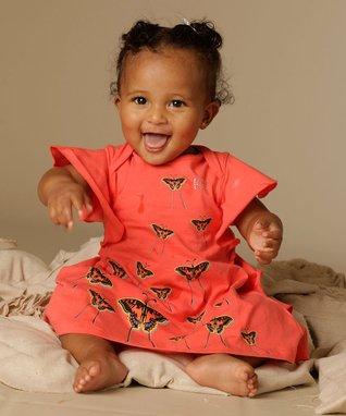 Coral Ammi Dress - Infant