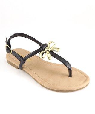 Mint Rhinestone Sandal