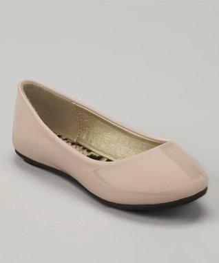 Tan Ankle-Strap Sandal