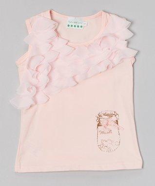 White Skirted Ruffle Pants - Infant, Toddler & Girls
