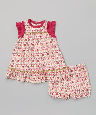 Sckoon Organics Blue Smiley Organic Bodysuit - Infant