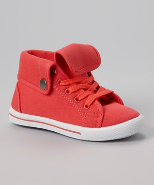 Gotta Flurt Black & Silver Madagascar Hi-Top Sneaker