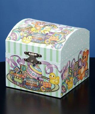Rubber Ducky Musical Treasure Box