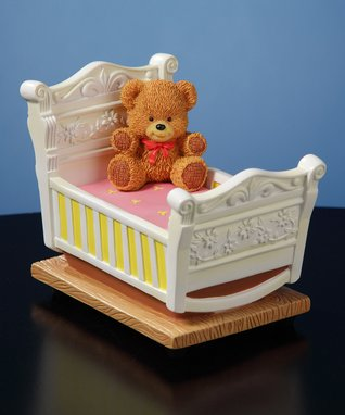 Teddy Bear Musical Treasure Box