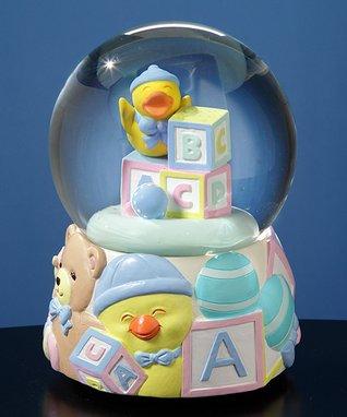 Baby Toyland Musical Water Globe