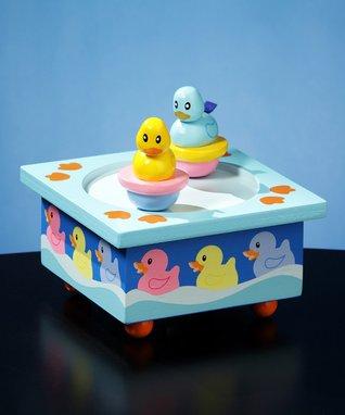Rubber Ducky Musical Box