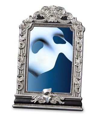 Silver Phantom of the Opera Musical Frame
