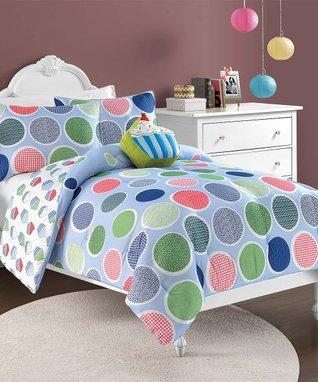 Juneau Reversible Comforter Set