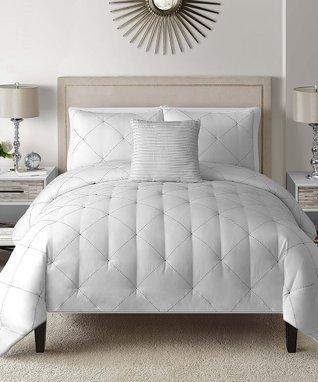 Sweet Thing Reversible Comforter Set