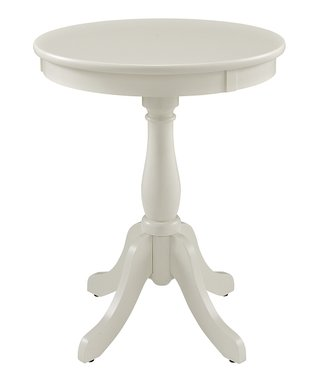 Cloud White Accent Table