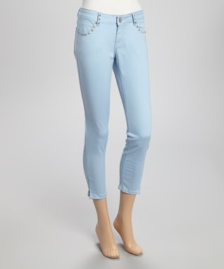 C. Wonder Sterling Deco Geo Skinny Pants