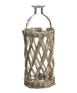 Silver Essence Vase