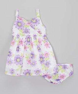 Dusty Rose Frill Icing Cardigan - Toddler & Girls