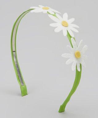 Orange Flower Love Couture Baby Bracelet
