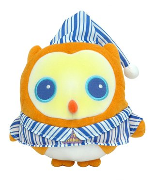 Owl OK to Wake! Night Light & Music Player