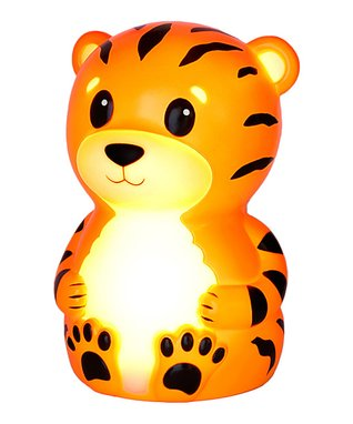 Terry the Tiger Portable Color-Changing Night Light