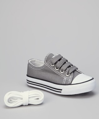 Schoolyard Cool: Kids' Canvas Shoes