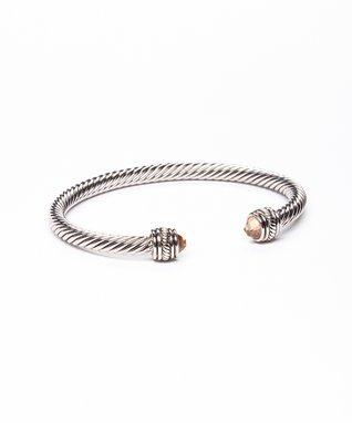 Cubic Zirconia Square Stud Earrings & Pendant Necklace