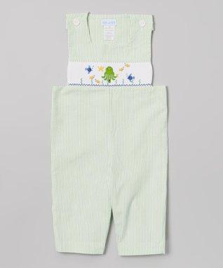 Hot Pink Smocked Retro Bishop Dress - Infant, Toddler & Girls