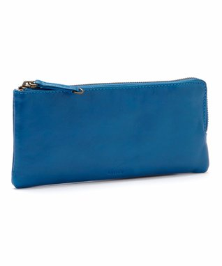 Latico Leather Blue Carla Wallet