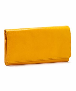 Latico Leather Salmon Shelby Wallet