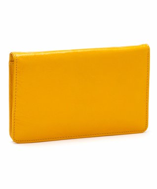 Latico Leather Gold Joelle Wallet