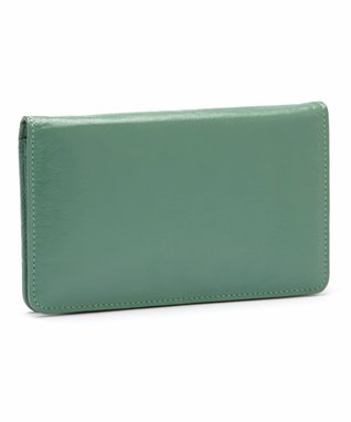 Latico Leather Sea Green Joelle Wallet