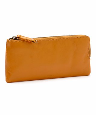 Latico Leather Saddle Carla Zip Wallet