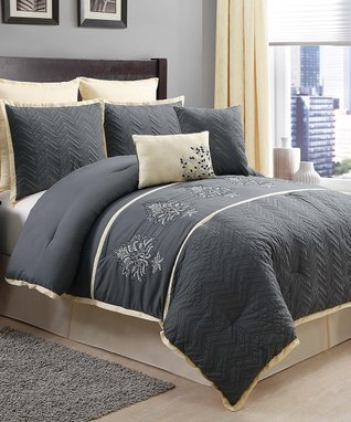 Creston Comforter Set