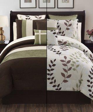 Regatta Reversible Comforter Set