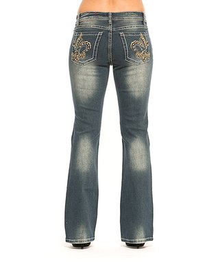 RED by Rose Royce Twilight Monique Bootcut Jeans