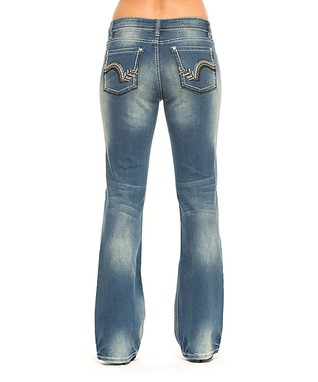 RED by Rose Royce Metro Heather Bootcut Jeans