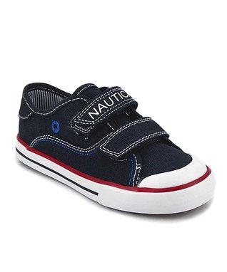 Nautica Deep Navy Bobstay Sneaker