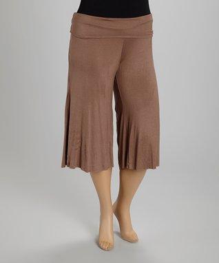Carmel Gaucho Pants - Plus