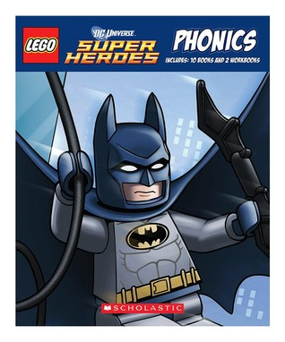 LEGO DC Universe Super Heroes: Phonics Box Set