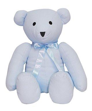 White Pique Teddy Bear