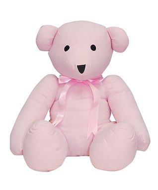 Light Blue Pique Teddy Bear