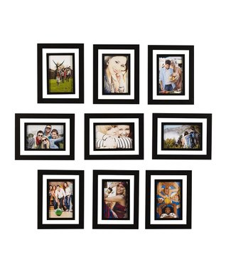 Charming Display:  Frames & Collages