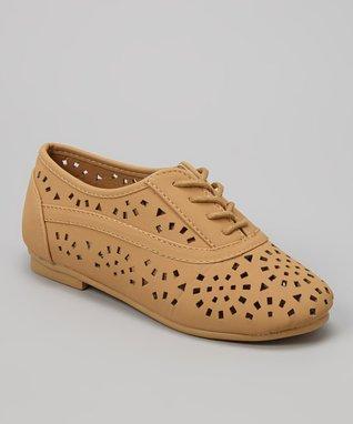 Black Maddy Cutout Shoe