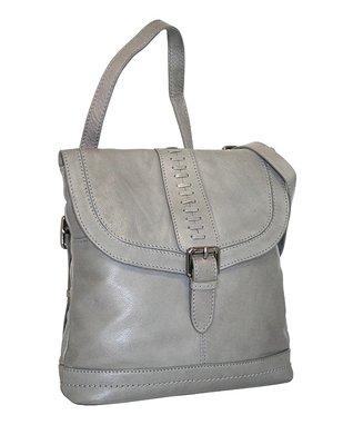 Nino Bossi Handbags Orange & Black My Studs Crossbody Bay