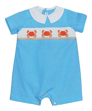 Pink Teddy Bears Smocked Bishop Dress - Infant, Toddler & Girls