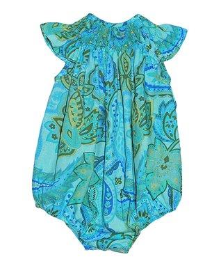 Vive La Fête Blue Gingham Lobster John Johns - Infant & Toddler