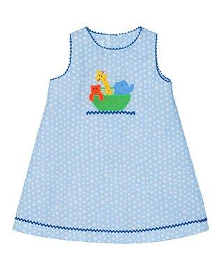Betti Terrell Lime Gingham Dolphin Sundress - Toddler & Girls