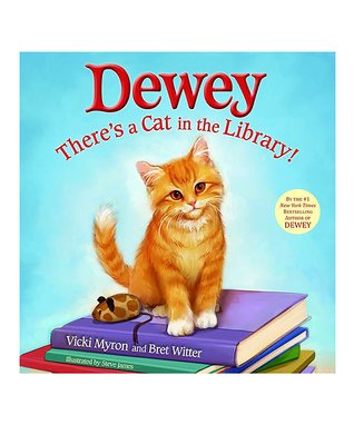 Dewey: The Small-Town Library Cat Paperback